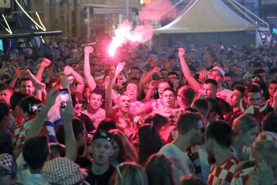 Zagreb: Tuča oko 200 navijača