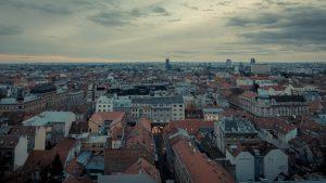 Zagreb: Zgrada Železničke stanice zatvorena zbog oštećenja u zemljotresu