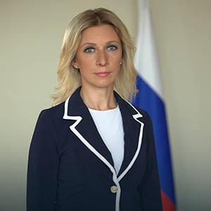 Zahaorva: Neodgovorni pokušaji da se Moskva predstavi kao glavna pretnja
