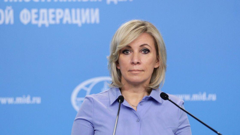 Zaharova: London postao lider u lažima