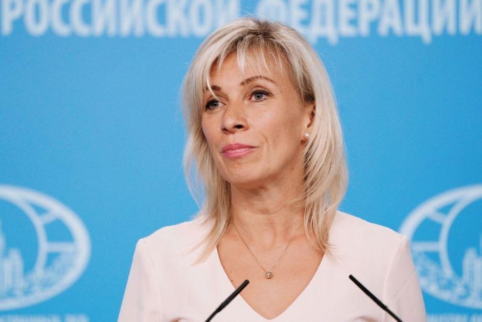 Zaharova: Pozdravljamo želju nove američke administracije da produži Sporazum o strateškom ofanzivnom naoružanju