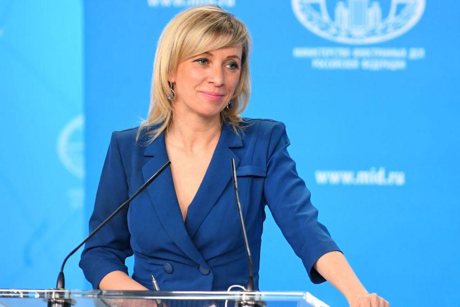 Zaharova: Predlažemo Pragu da ostavi ultimatume za komunikaciju unutar NATO-a, sa Rusijom je takav ton neprihvatljiv
