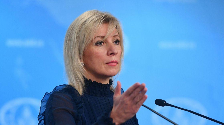 Zaharova: Prestanite već jednom da se bavite Rusijom koja nije članica EU