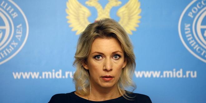 Zaharova: Redovna provokacija pred važan susret