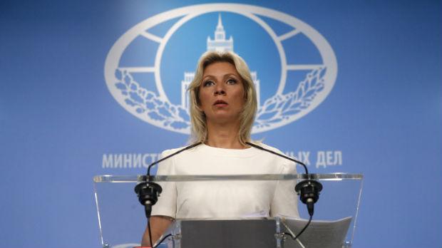 Zaharova: Rusija će razmotriti predloge o povrataku u G7