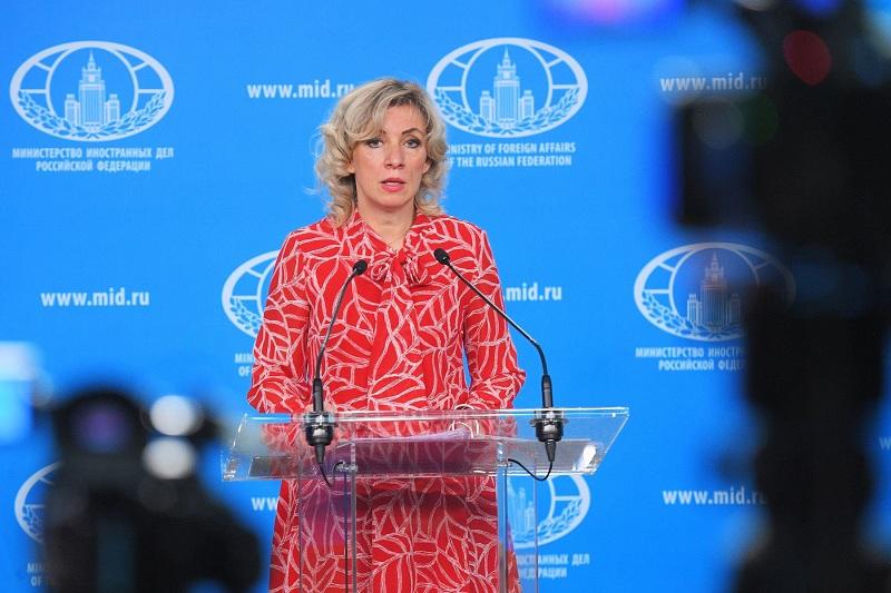 Zaharova: SAD direktno krše Rezoluciju 1244