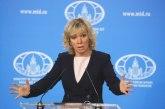 Zaharova: SAD podrivaju međunarodne napore dajući oružje Prištini