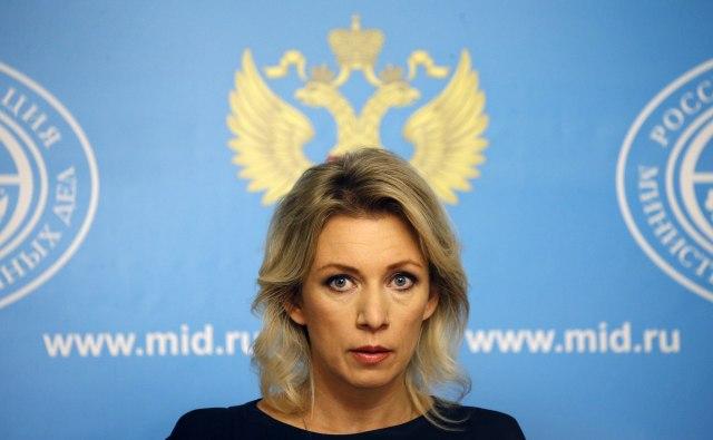 Zaharova: Skinuta oznaka tajnosti, ima dokaza da NATO...
