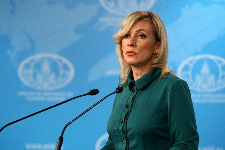 Zaharova: Stručnjaci započeli rad na produženju Sporazuma o strateškom ofanzivnom naoružanju