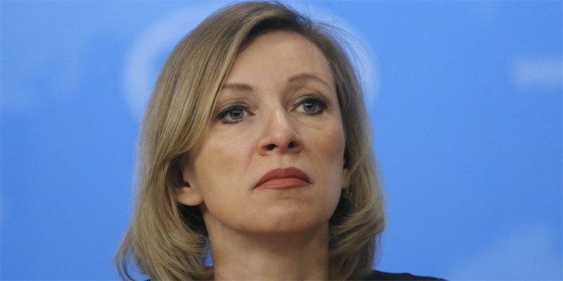 Zaharova: Zapad vodi kampanju obuzdavanja Rusije