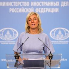 Zaharova jasna: Stav o Kosovu nismo promenili