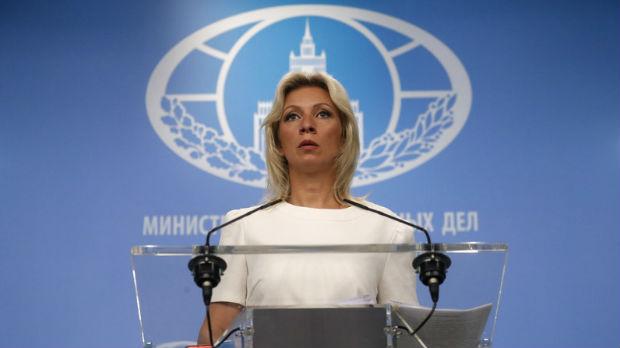 Zaharova o presudi Todosijeviću: Dokaz antisrpske represije