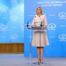 Zaharova opomenula Evropsku uniju: Zahteva hitan izveštaj - nema šale sa Rusijom!