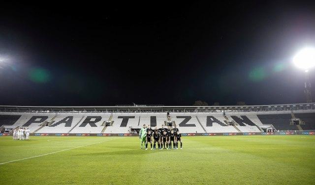 Zajednica tužila Partizan zbog saopštenja FOTO