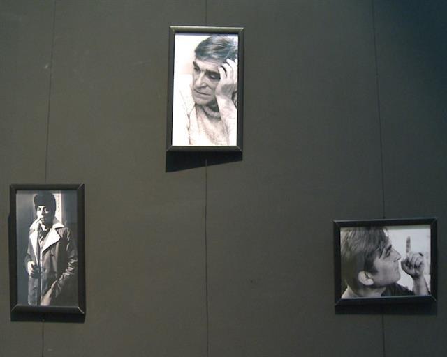 Zajednička izložba dela Mike Antića i njegovog sina