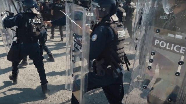 Zajednička vežba suzbijanja nereda KFOR-a i Euleksa VIDEO