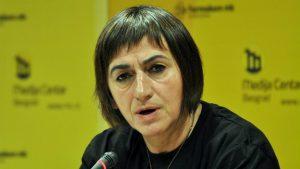 Zajović: I Srbiji treba zakon o zabrani negiranja genocida