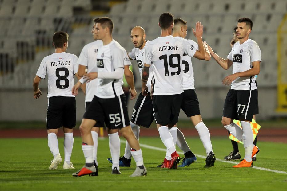 Zakarić zadovoljan igrom Partizana: Fudbal kakav želimo