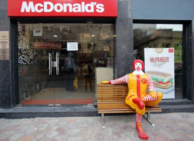 Zakasnili sa vegetarijanskim hamburgerima: Podbacio profit Mekdonaldsa