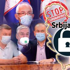 Zakazana sednica Kriznog štaba: Slede NOVE ODLUKE O MERAMA u Srbiji