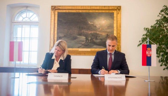 Zaključen novi vojni sporazum između Austrije i Srbije