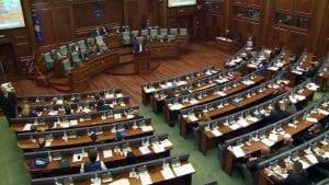 Zakon o zaštiti ratnih vrednosti OVK nije izglasan