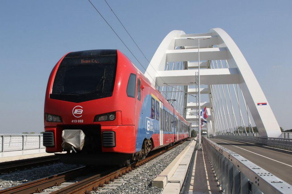 Zakonjšek: Železnički Koridor 10 u Srbiji je kičma zapadnog Balkana