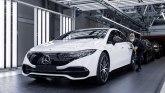 Zakotrljao se najluksuzniji električni Mercedes FOTO