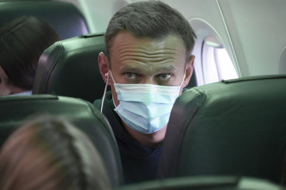 Zapad traži od Rusije da odmah oslobodi Navaljnog
