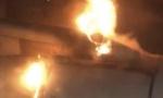 Zapalio se putnički avion odmah po POLETANjU: Nova nesreća u Iranu