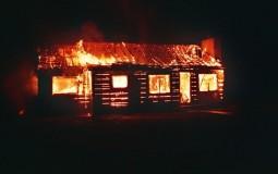 Zapaljena kuća Srbinu iz Kline