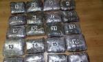 Zaplenjen 81 kg marihuane u Novom Pazaru, jedan uhapšen