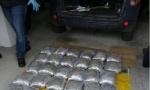 Zaplenjeno 47 kilograma droge, među uhapšenima i policajci