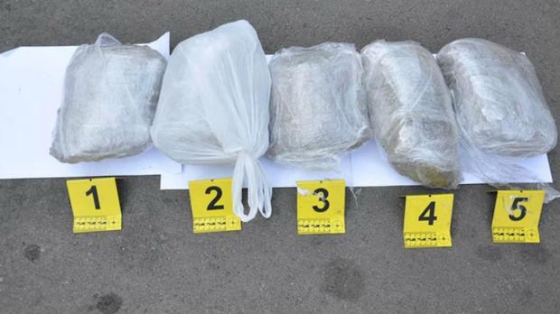 Zaplenjeno 77 kilograma heroina, uhapšena kriminalna grupa