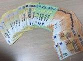Zaplenjeno oko 60.000 neprijavljenih evra na Batrovcima