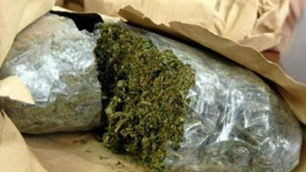 Zaplenjeno više od 15 kilograma marihuane