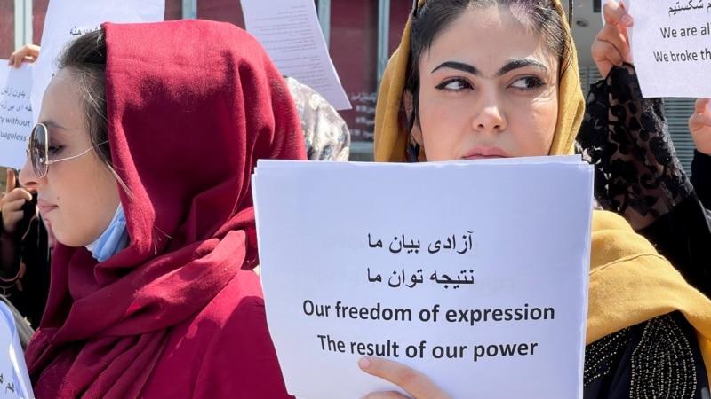 Zaposlenim ženama u Kabulu naređeno da ostanu kod kuće