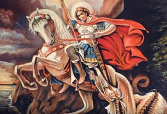 Zašto je Sveti Đorđe omiljeni srpski svetac? Legenda o ratniku! (VIDEO)