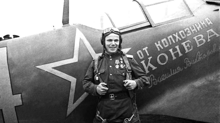 Zašto je sovjetski letački as u Drugom svetskom ratu obarao američke avione?