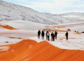 Zašto je u Sahari pao sneg? Naučnici imaju dva odgovora /FOTO