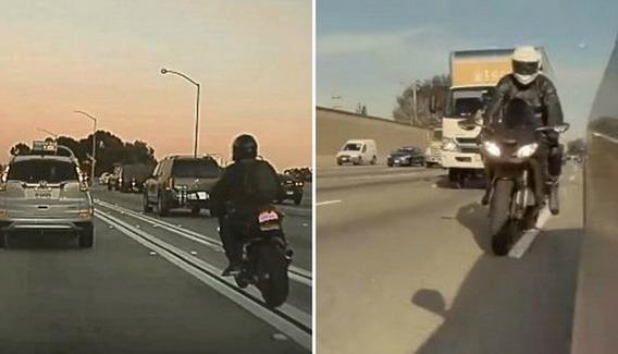 Zašto motociklisti udaraju Teslu tokom preticanja?