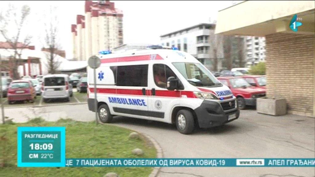 Zašto se u Novom Sadu češće čuju sirene hitne pomoći?