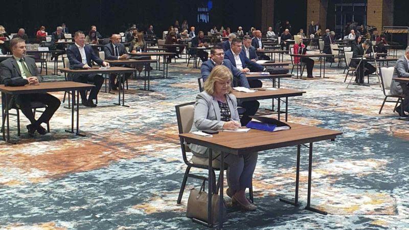 Zastupnici nakratko napustili sjednicu Predstavničkog doma Parlamenta FBiH