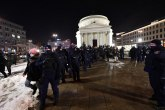 Zasuli policajce grudvama, oni uzvratili suzavcem VIDEO/FOTO