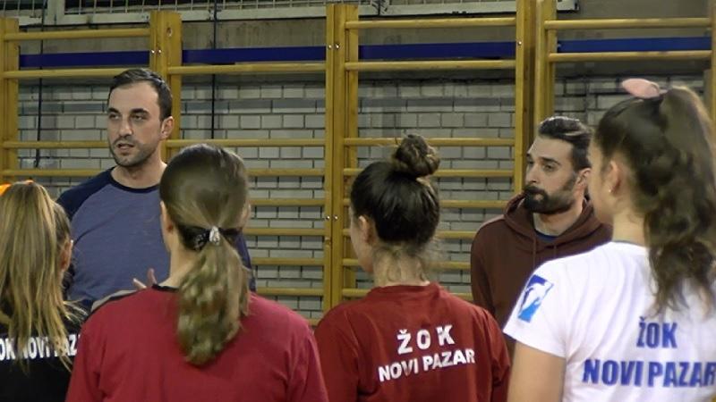 Zatrić na klupi ženske ekipe Novog Pazara