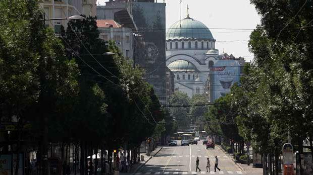 Rts Zbog Posete Medvedeva I Manifestacija U Beogradu Zatvorene