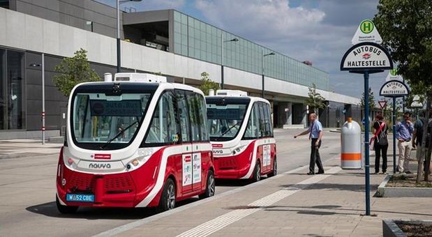 Zaustavljeno testiranje autonomnih autobusa u Beču