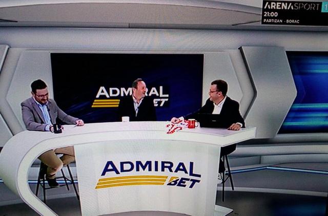 Zavalite se i uživajte - Admiralbet i Arenasport spremili sjajan program!