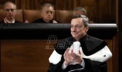 Završava se era Marija Dragija na čelu Evropske centralne banke