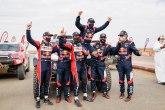 Završen Dakar reli, Sagmajster na 60. mestu